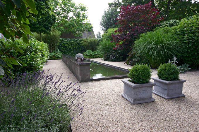 Tuin grind besloten artimpresa tuin pinterest tuin for Grind tuin
