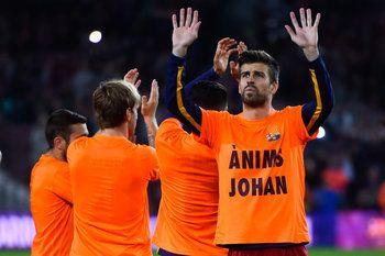 Barça - Eibar, en directo de la Liga BBVA