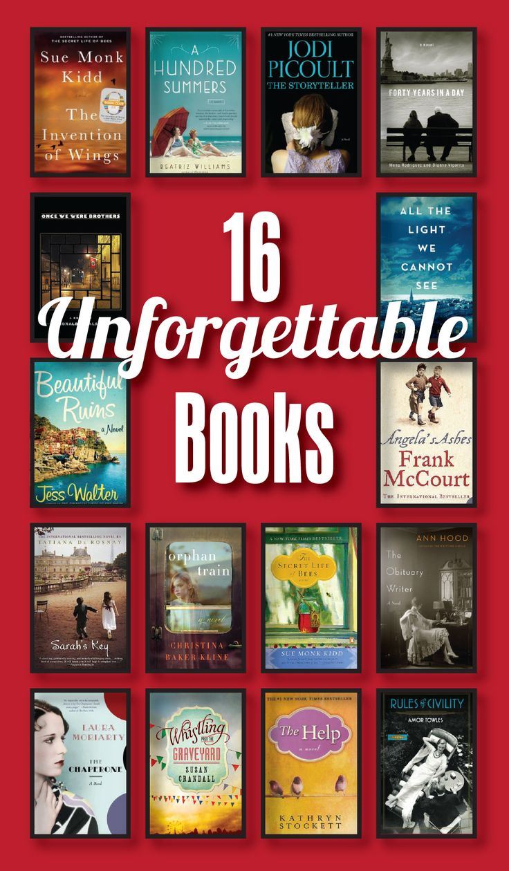 """Books to add to your must-read list."" I've read 9 of these---It must be time to look for the others!"