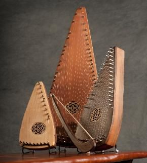 Bowed Psaltery--Westman Instruments--Everthing Bowed Psaltery