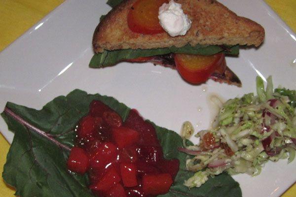 ... favorite summer sandwich! | Kissing Rock Kitchens | Pinterest | Cheese