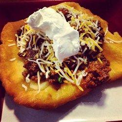 Oklahoma Indian Tacos Recipe