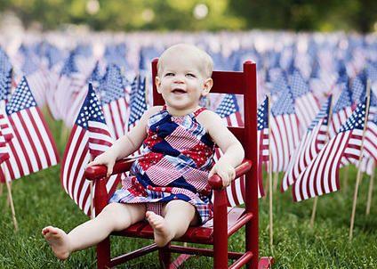 Patriotic kids - Photo Gallery   BabyCenter