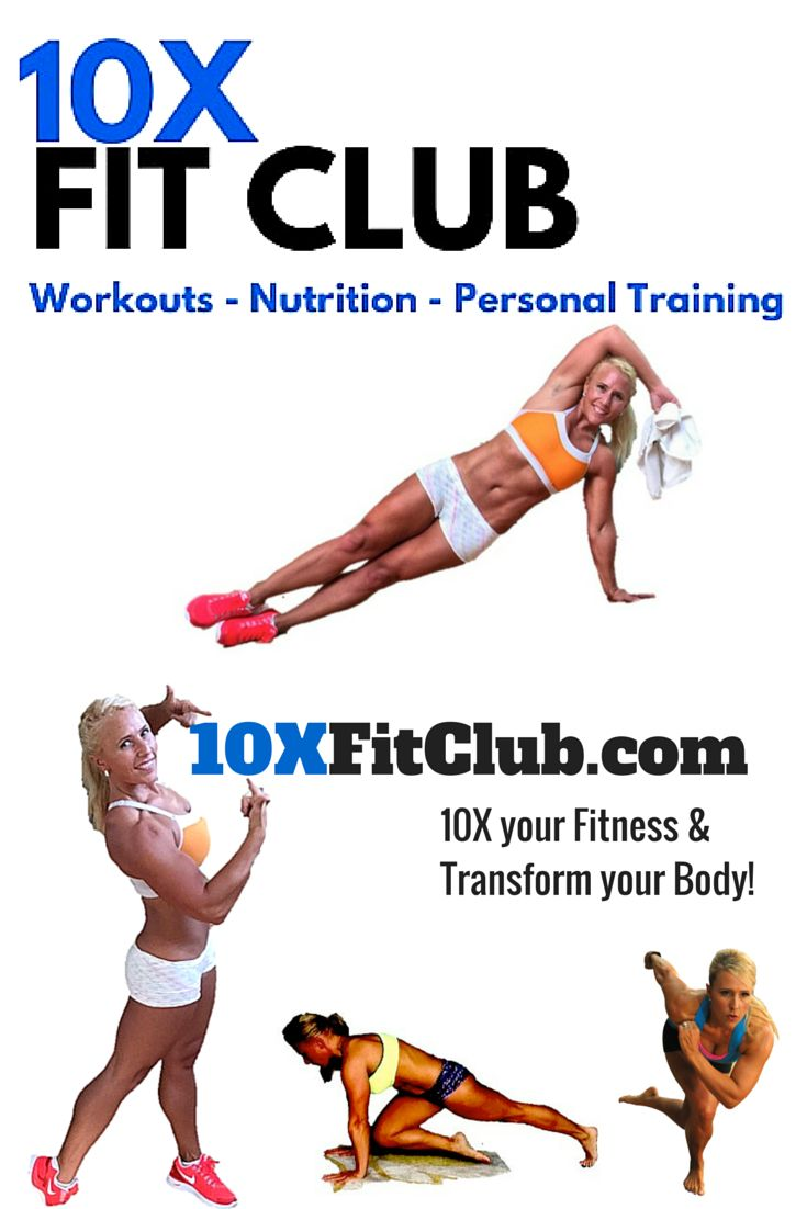 Daily Audio Training, Meal Plans, Recipes, Full Workouts including, Turbo Kick Kickboxing, PiYo, Dance, and more!  Form and Technique video training. Don't miss joining the club! CLICK FOR MORE INFO