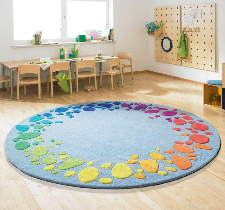 Teppich regenbogen kid 39 s room pinterest regenb gen - Teppich jungenzimmer ...