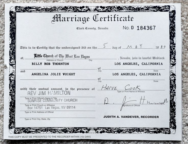Vintage Marriage Certificate Washoe County Nevada: Best 35 DOCUMENTS...PLEASE...FAMOUS SIGNATURES... Images