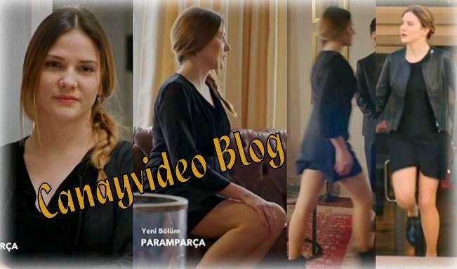 Alina Boz Minili Video Paramparça Star Tv Canay Blog Alina Boz Paramparça