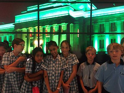 Trip to Auckland Museum
