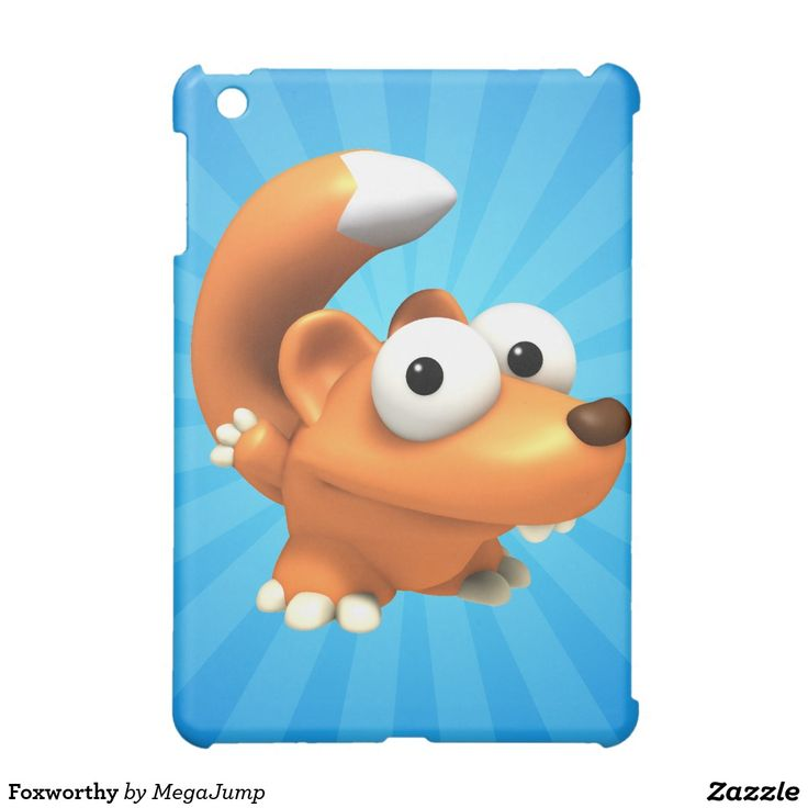 Foxworthy Case For The iPad Mini. Regalos, Gifts. #carcasas #cases