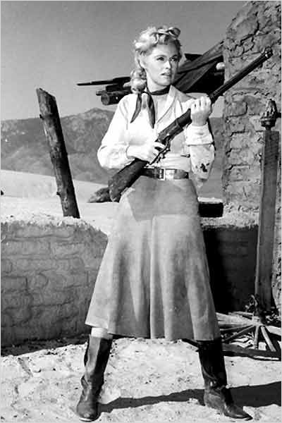 Karen Steele - Ride Lonesome