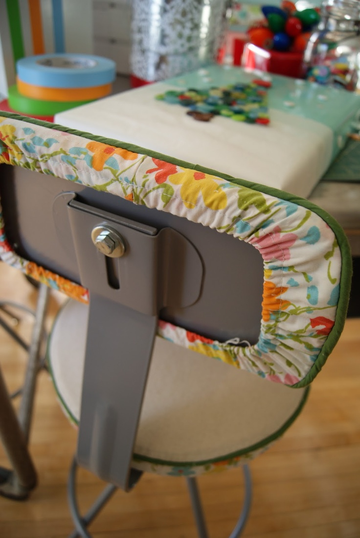 Office chair slipcovers - Slip Cover The Office Chair From Nest Full Of Eggs Holiday Ideas House