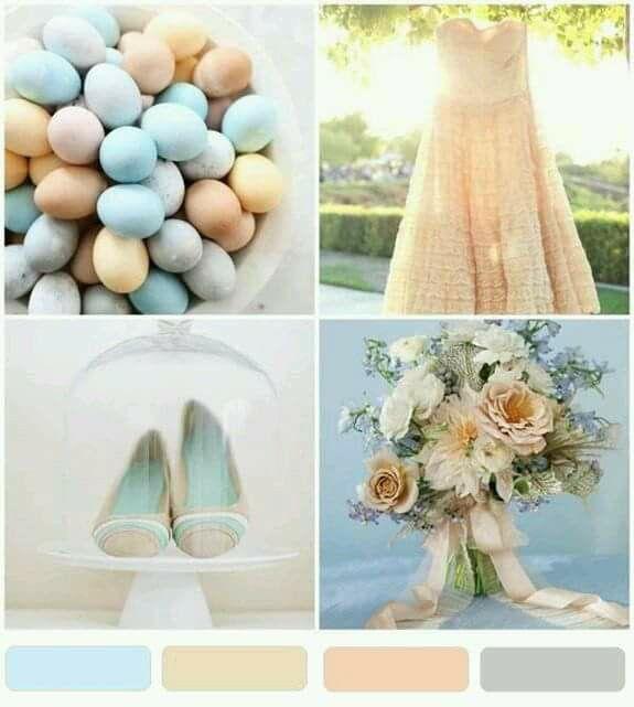 Easter Flowers Wedding: 43 Best Spring & Easter Wedding Images On Pinterest