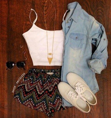 Amusement park outfit?                                                       …