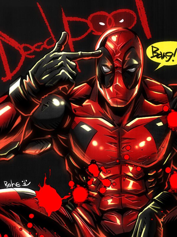 64 Best Images About Premier Designs Jewelry On Pinterest: 64 Best Images About Epic Deadpool Art On Pinterest