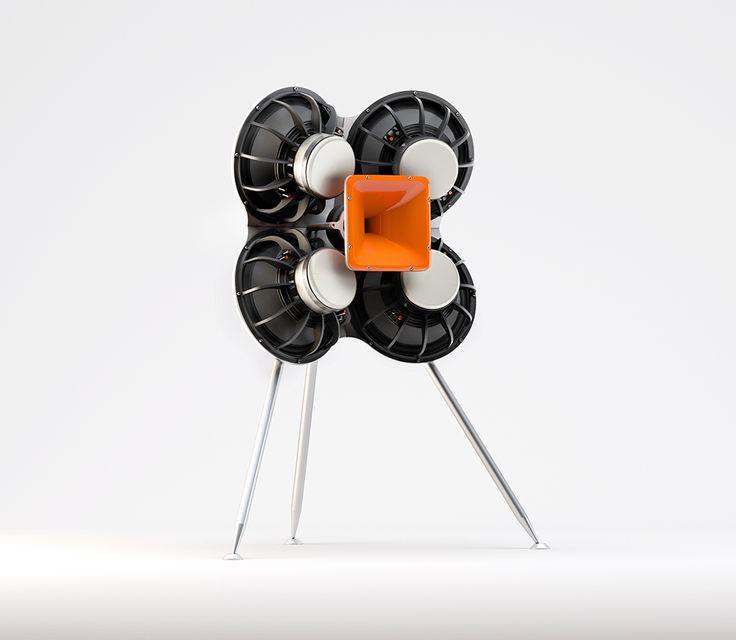 Reflector Audio Bespoke  E15 Loudspeaker