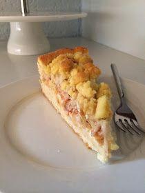 Schwäbisches und mehr... im Hefezopf-Blog: Apple Cream Pie Cake