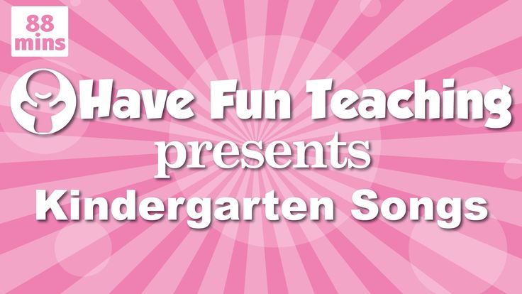 These Kindergarten Songs by Have Fun Teaching are perfect children's songs for your Kindergarten classroom. Kindergarten kids will love these songs and are g...