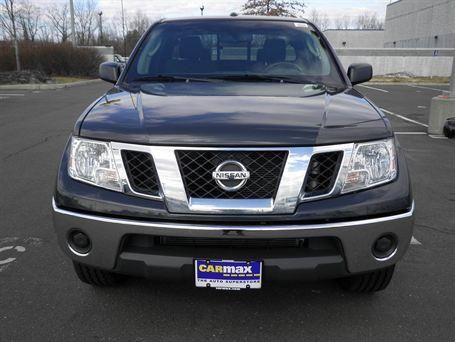2011 Nissan Frontier SVV6 4x4 SV V6 4dr King Cab Pickup 6M Pickup 4 Doors Night Armor for sale in North dartmouth, MA Source: http://www.usedcarsgroup.com/new-nissan-frontier-for-sale