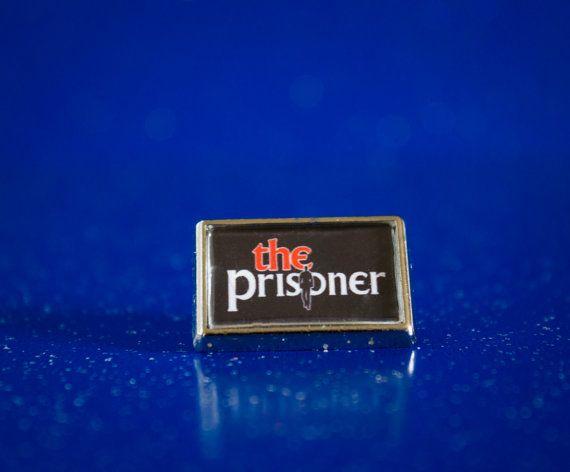 Retro The Prisoner Tie/Lapel Pin Badge by UnofficiallyOriginal