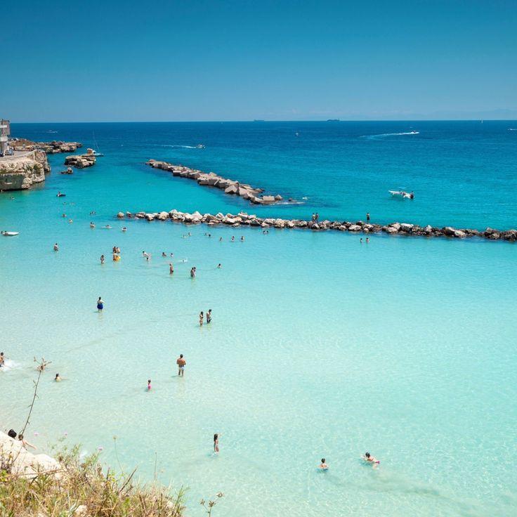 Secret Beaches in Europe - Puglia