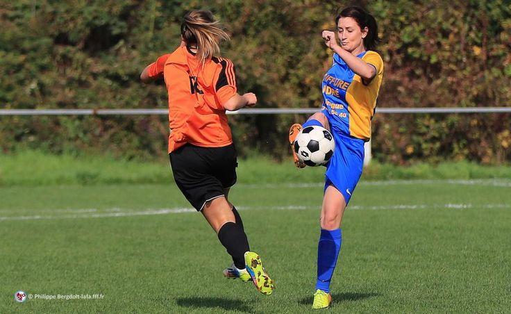 Football - Coupe d'Alsace Féminine, 2e tour   Tour d'horizon des résultats du week-end!   Les Infos du Sport