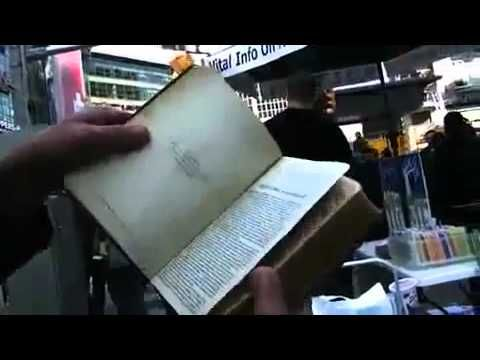 ▶ Masonic Holy Bible Found and EXPOSED!( A MUST SEE!) - YouTube