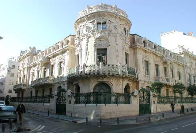 Edificio SGAE - Modernismo en Madrid