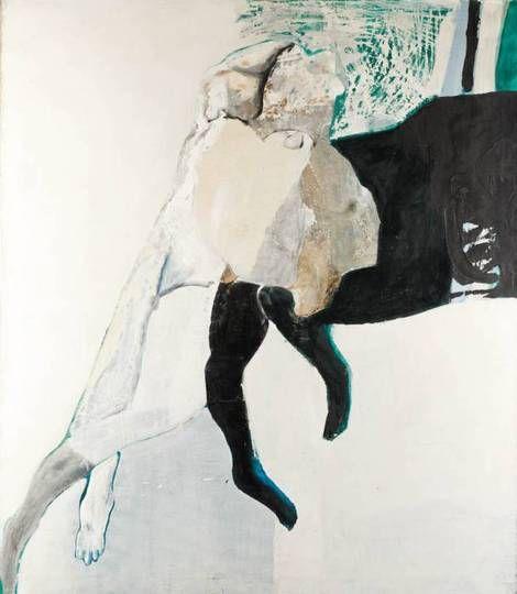 Teresa Pagowska, Dualisme on ArtStack #teresa-pagowska #art