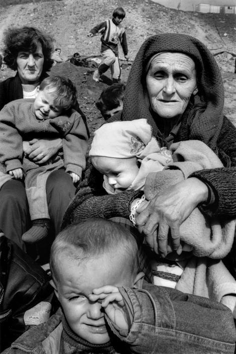 Cristina Garcia Rodero (Puertollano 1949): KOSOVO. 1999.