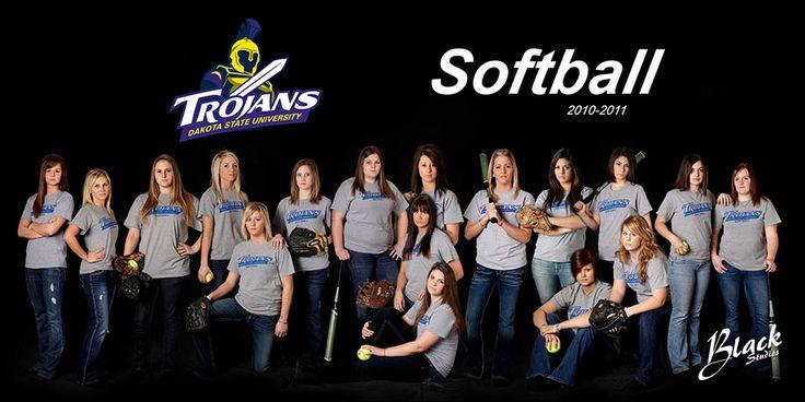 south dakota sports teams | Dakota State University Trojans Softball: Madison South Dakota Sports ...