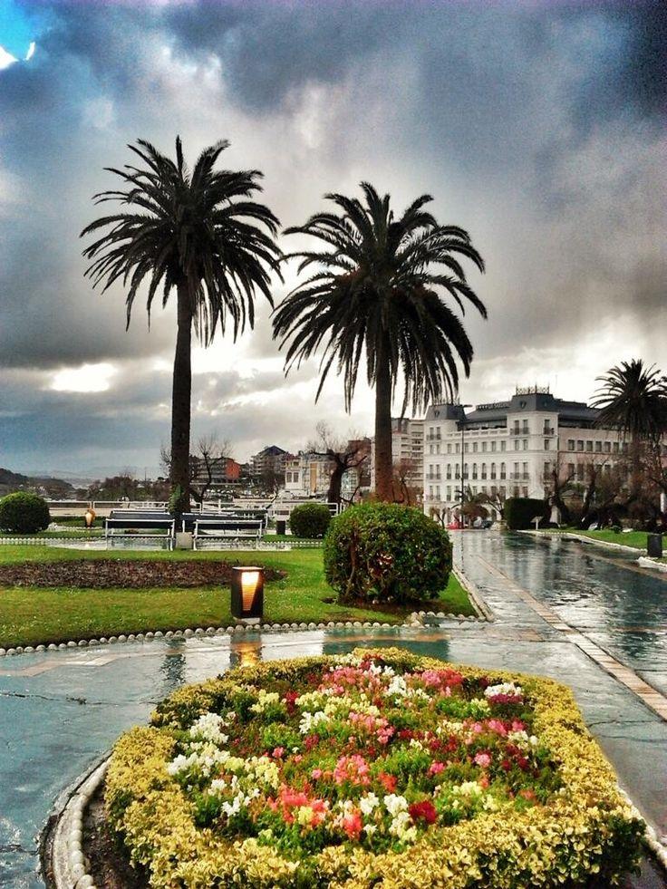 Jardines de Piquío #Santander #Cantabria #Spain