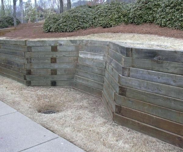 Inexpensive Retaining Wall Ideas Medium Size Of Artistic Cheap
