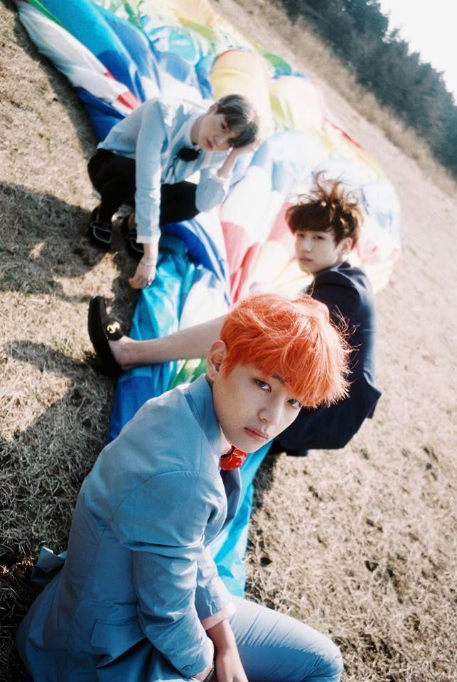 BTS Special Album 'Young Forever' Concept Photo 1 #SUGA #Jungkook #V
