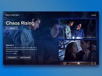 Episode Guide Smart TV Exploration