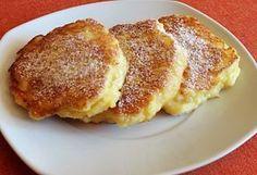 Almás kelt palacsinta recept képpel. Hozzávalók és az elkészítés részletes leírása. Az almás kelt palacsinta elkészítési ideje: 25 perc