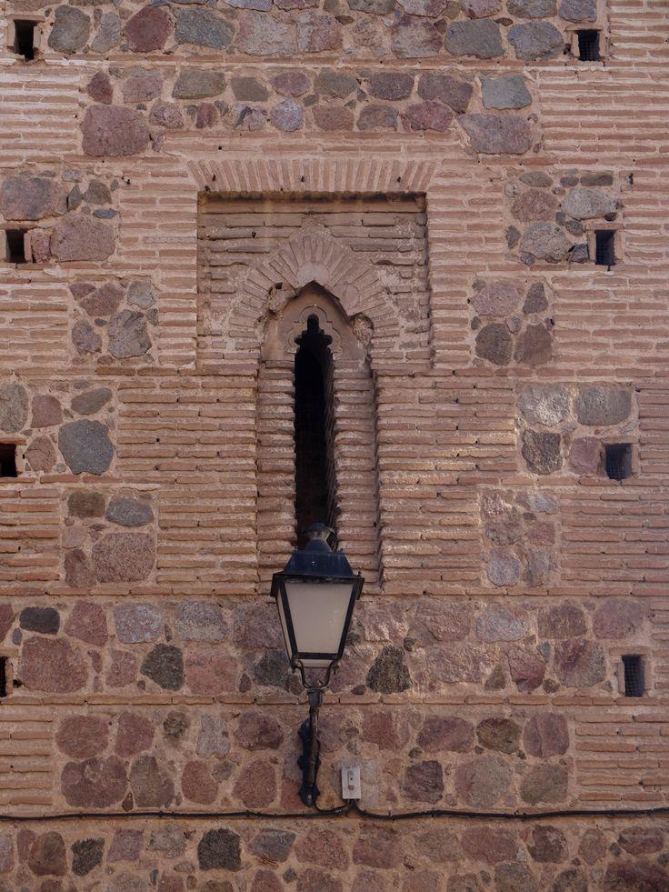 Iglesia de Santa Leocadía. Detalle de torre