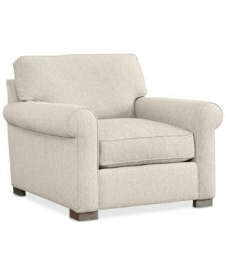 Kelly Ripa Camley Oversized Chair, Only at Macy's