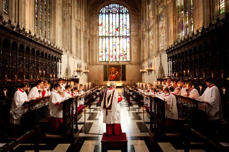 Recordings from the Chapel of King's College, free to listen online. For information about forthcoming services, see the Chapel services page.