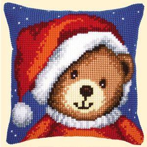 almohada oso de navidad                                                       …
