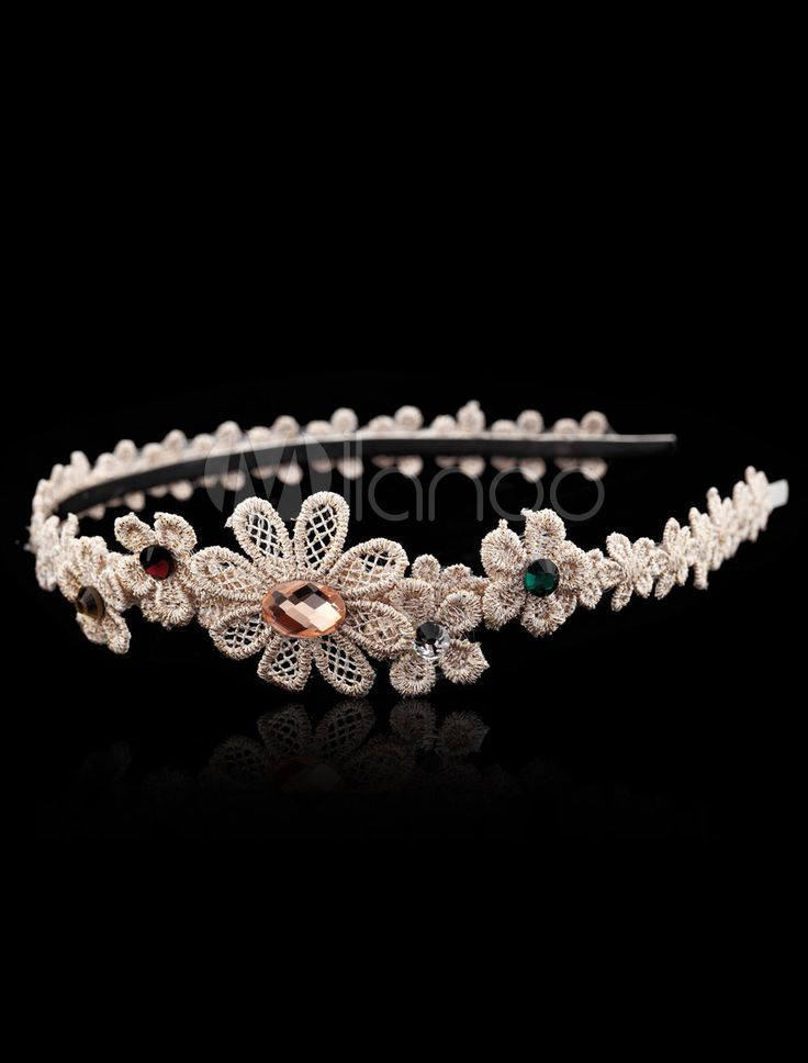Bridal Headpieces Tiara Wedding Rhinestone Studded…