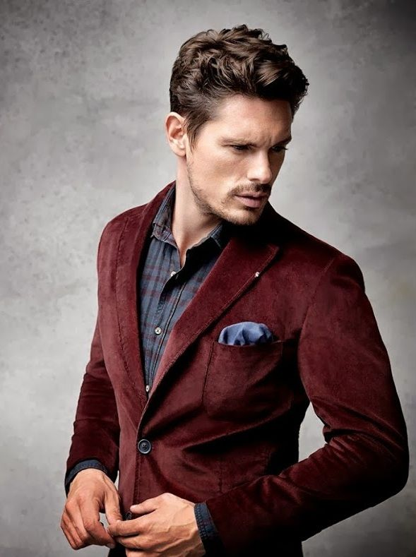 269 best Men's Fall Blazers images on Pinterest