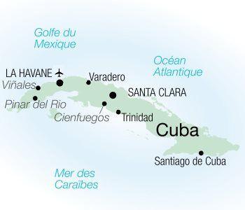 La Havane & Trinidad chez l'habitant + Extension Varadero : Combiné Cuba à partir de 1375€ par personne