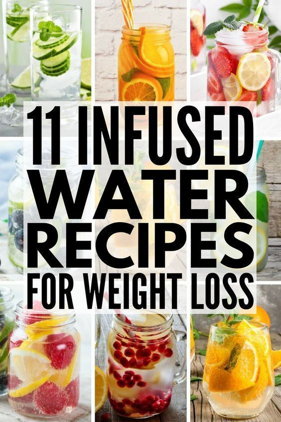 DIY Fruit Infused Water Recipes for Weight Loss and Healthy Living Skinnyfitmom   – Healthy smoothies