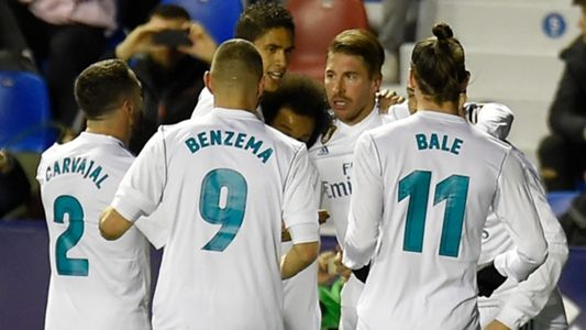 Can't stop scoring! Real Madrid captain Ramos scoring record for La Liga defenders