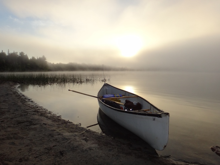 Quintessentially Canadian!  Restoule Provincial Park    Photo: Fidel Campbell