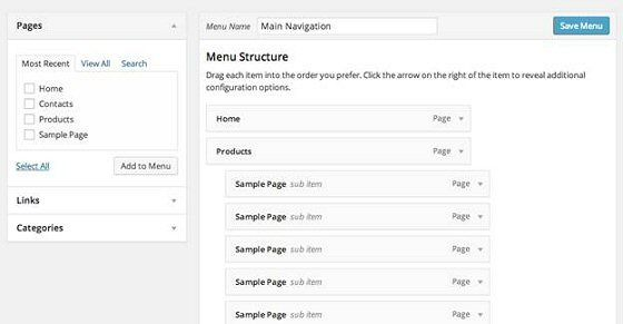 A Hard-To-Miss Guideline on Building Responsive Drop-Down Menu in WordPress