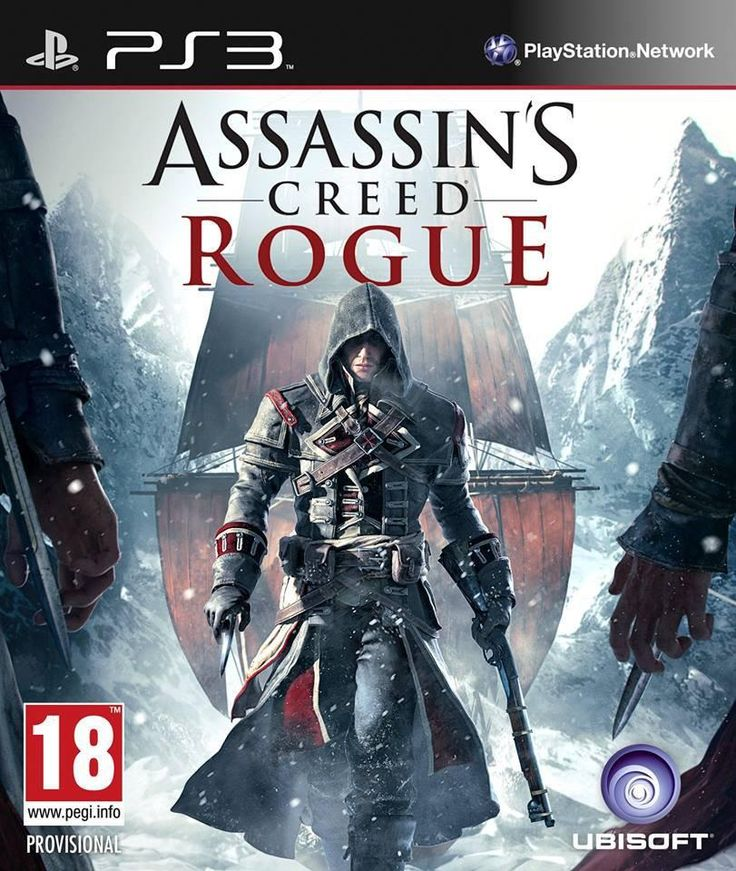 Assassin's Creed Rogue - PS3 - Référence Gaming - Le Marketplace du jeu vidéo