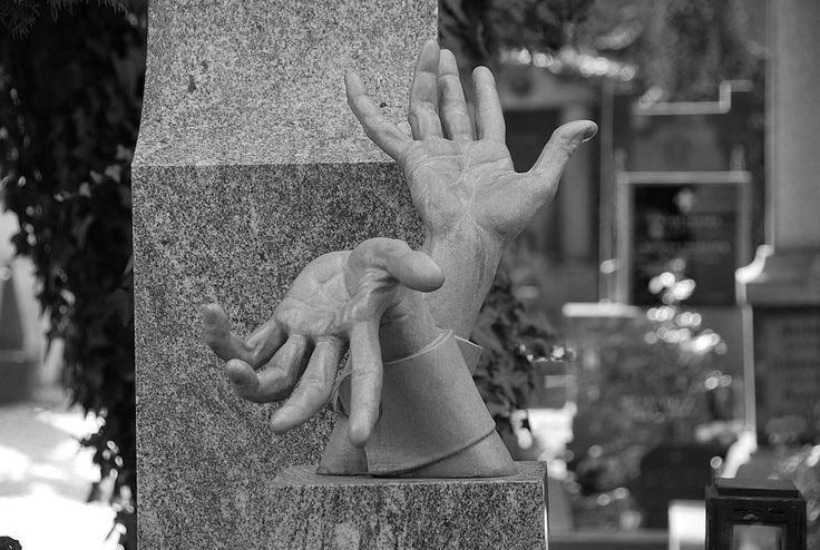Hands by black-ladybird