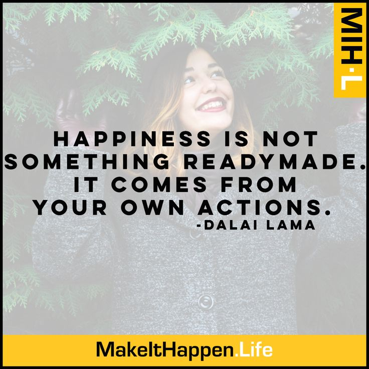 Be intentional about being happy. Know what makes you truly happy and make sure you are happy. Don't be scared of the truth. The truth sets you free and opens the gate to happiness. #happiness • Visit https://www.makeithappen.life/ • #motivation #success #inspiration #inspirational #entrepreneur #business #quotes #love