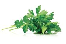 Parsley  Benefit: Strengthens your heart  A great source of folic acid, it helps reduce a naturally occurring amino acid in the body called homocysteine — high levels can damage blood vessels and increase heart attack